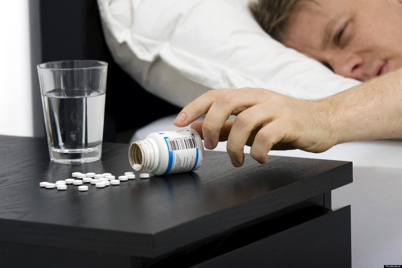 What You Need to Know About Sleeping Pills