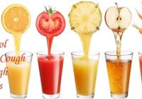Increase The Intake Of Fluid, Steaming, Juicing And Hot Drinks To Avoid Flu And Cold
